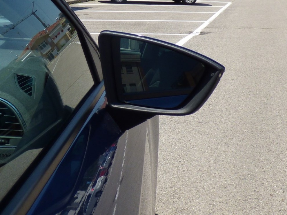 Seat Leon ST 1.4 TGI a metano provata su strada - Foto 5 di 19