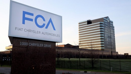 Multa da record per Fiat Chrysler Automobiles