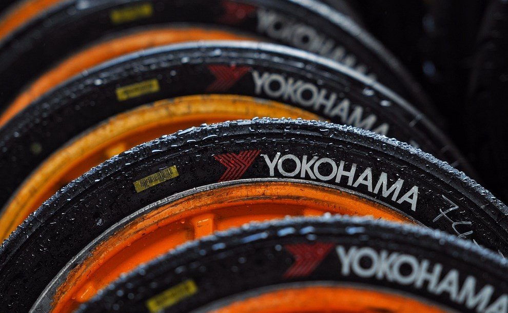 Yokohama al Tokyo Motor Show 2015 - Foto 4 di 4