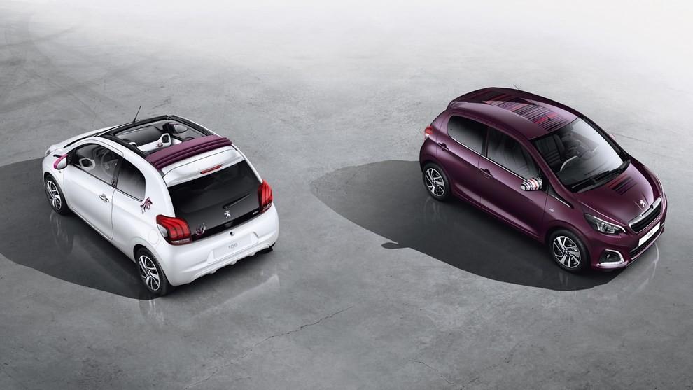 Peugeot 108 Car-aoke in tour per l'estate - Foto 2 di 4