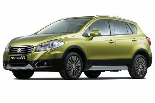 Suzuki S-Cross: le informazioni sulla gamma ed i prezzi