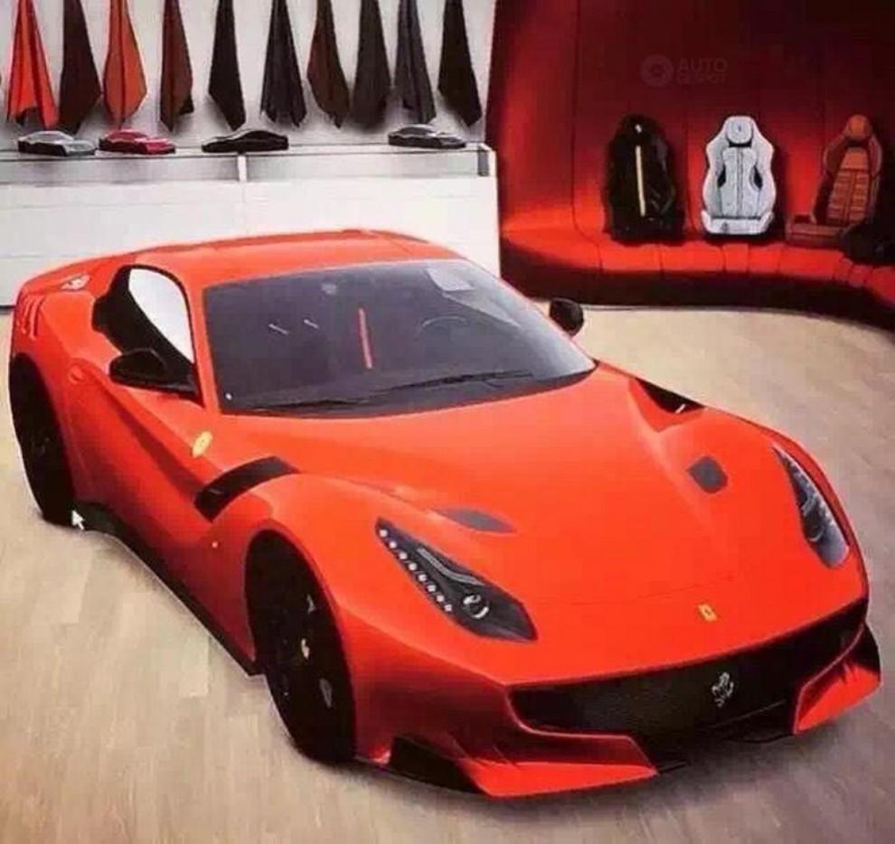 Ferrari F12 Speciale, ecco le prime foto - Foto 1 di 4