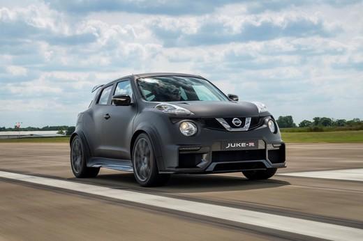 Nissan Juke R 2.0 per pochi a 600.000 $