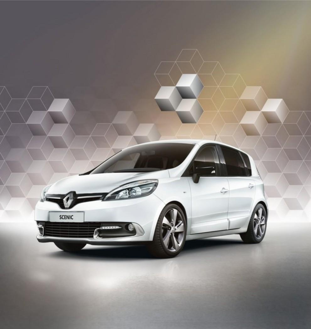 Renault Scenic ed Xmod Limited con nuovi equipaggiamenti e motori - Foto 2 di 2