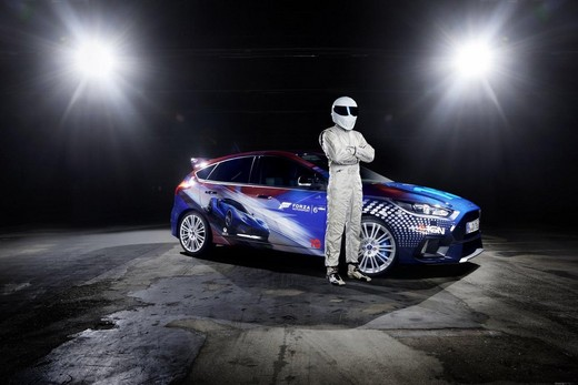 Ford Focus RS con livrea Forza Motorsport 6