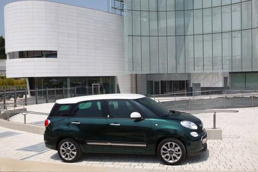 Fiat 500 L Living: tutte le informazioni ed i prezzi