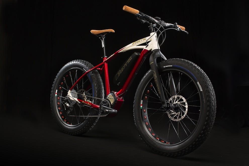 Fantic Moto presenta le Fat Bike elettriche ad Expo 2015 - Foto 3 di 9