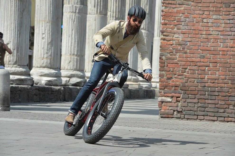 Fantic Moto presenta le Fat Bike elettriche ad Expo 2015 - Foto 6 di 9