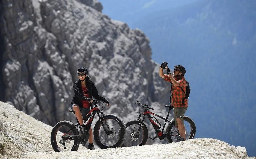 Fantic Moto presenta le Fat Bike elettriche ad Expo 2015 - Foto 9 di 9