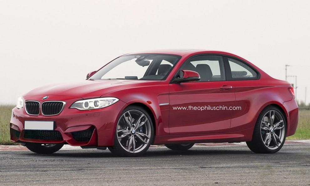 BMW M2 pronta per l'autunno con 370 CV - Foto 1 di 2