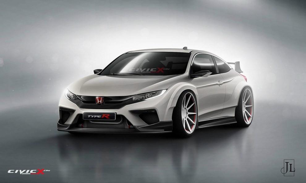 Nuova Honda Civic berlina al debutto mondiale - Foto 2 di 2