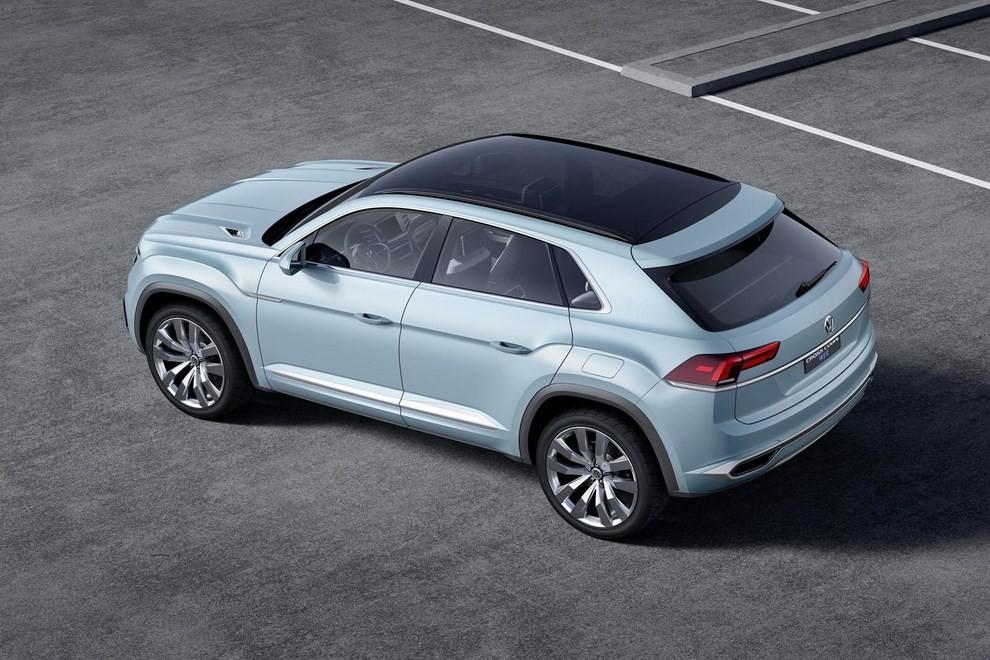 Volkswagen tiguan il nuovo modello sar anche sportivo for Iqos nuovo modello
