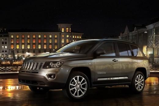 Jeep Compass tutta nuova attesa per il 2016 al Salone di Ginevra