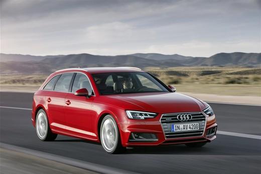 Nuova Audi A4, in Italia da 33.800 euro a novembre