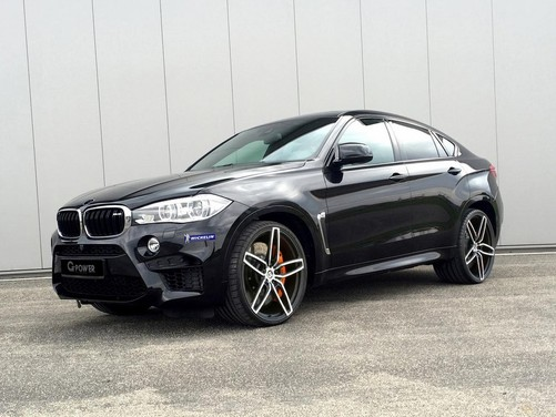 BMW X6 M a 300 km/h grazie a G-Power