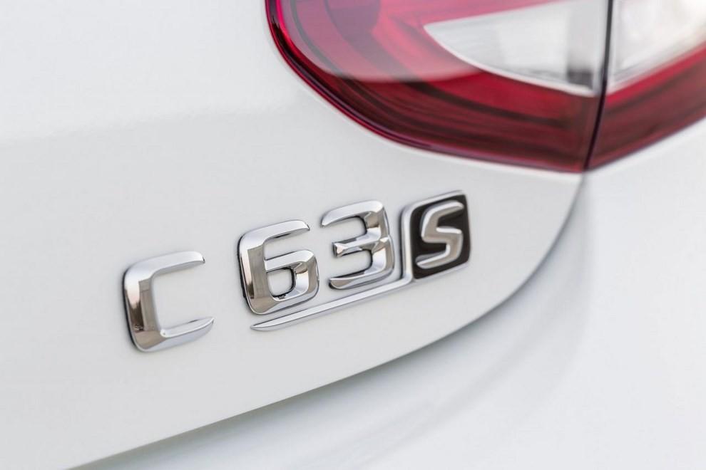 Mercedes C Coupè AMG, video e foto - Foto 2 di 27