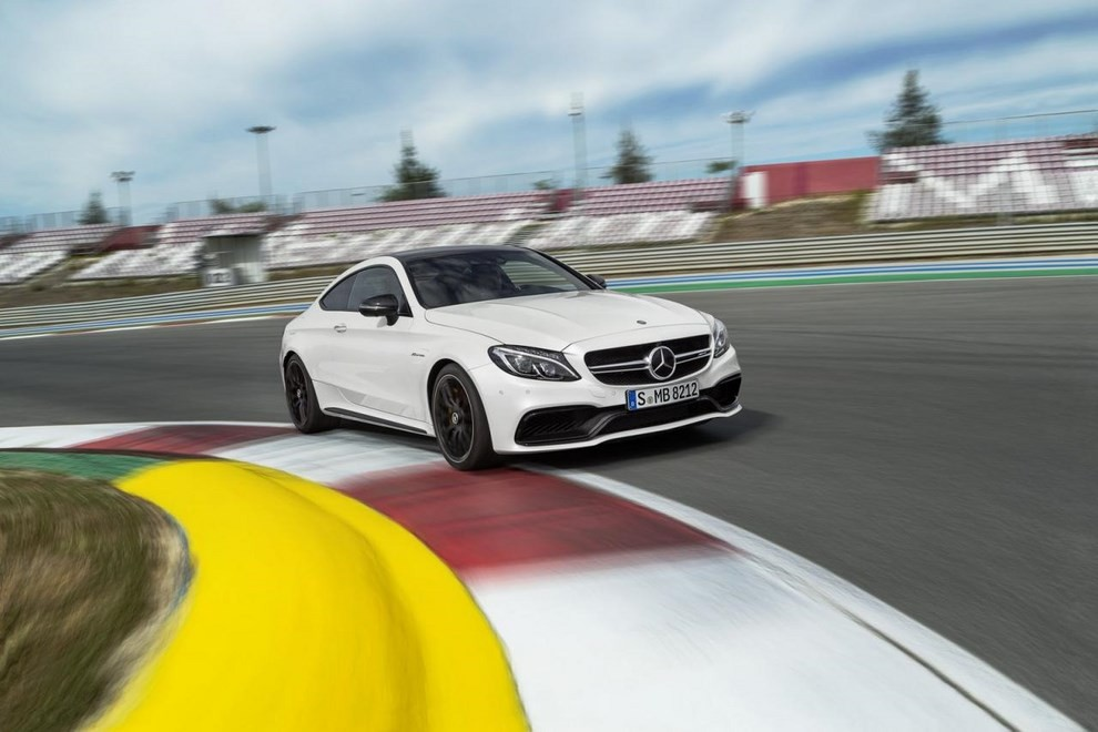 Mercedes C Coupè AMG, video e foto - Foto 8 di 27