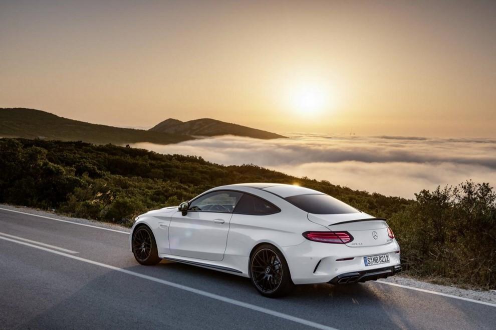 Mercedes C Coupè AMG, video e foto - Foto 24 di 27