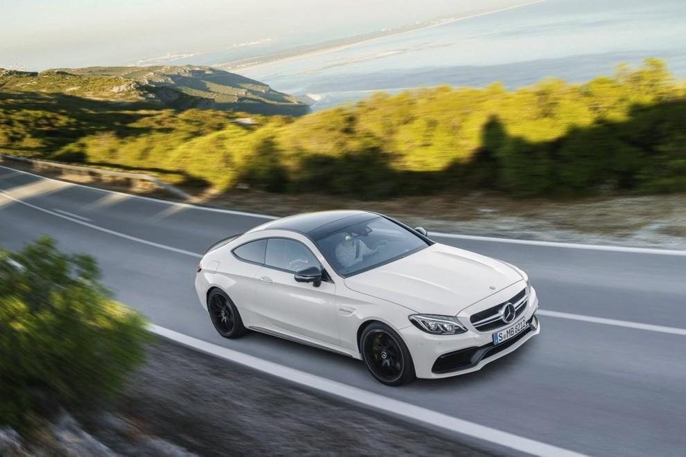 Mercedes C Coupè AMG, video e foto - Foto 25 di 27