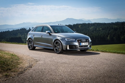 Audi RS3 ABT tocca quota 430 CV