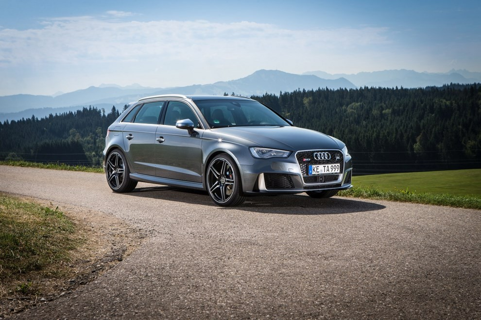 Audi RS3 ABT tocca quota 430 CV - Foto 4 di 5