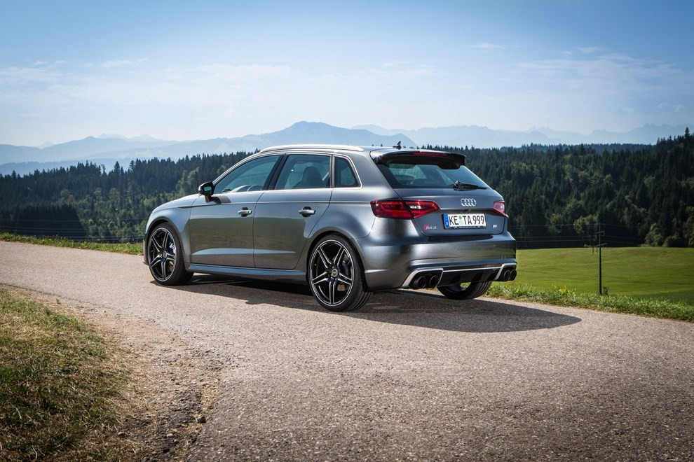 Audi RS3 ABT tocca quota 430 CV - Foto 5 di 5