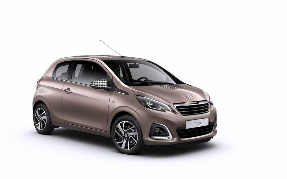 Peugeot 108: prezzi ed informazioni - Foto 1 di 3