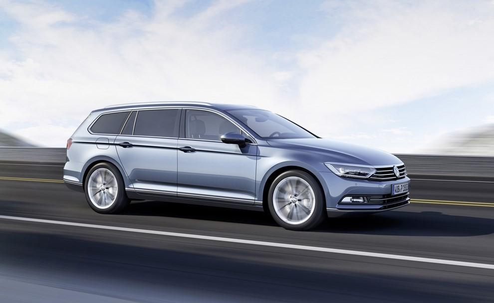 Volkswagen Passat Variant 2.0 TDI Businessline, il test drive - Foto 1 di 9