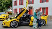 Il boss di Google compra una Ferrari FXX-K per la moglie