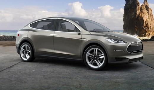 Tesla Model X, le prime consegne a fine settembre