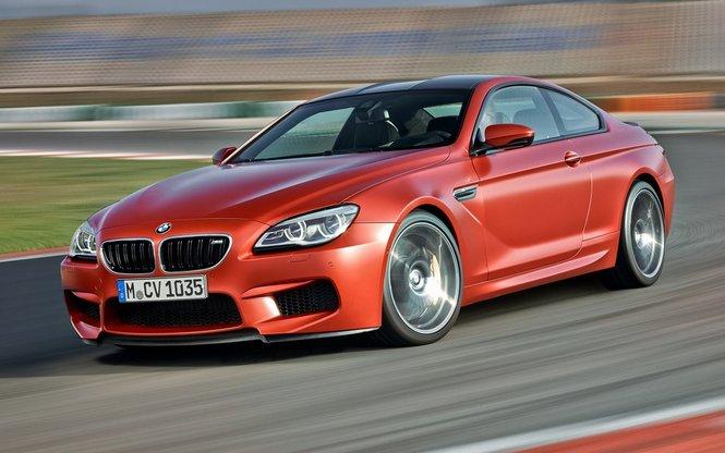 BMW M6, con il pacchetto Competition arriva a 600 CV
