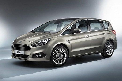 Ford S-Max conquista 5 stelle nei test Euro NCAP