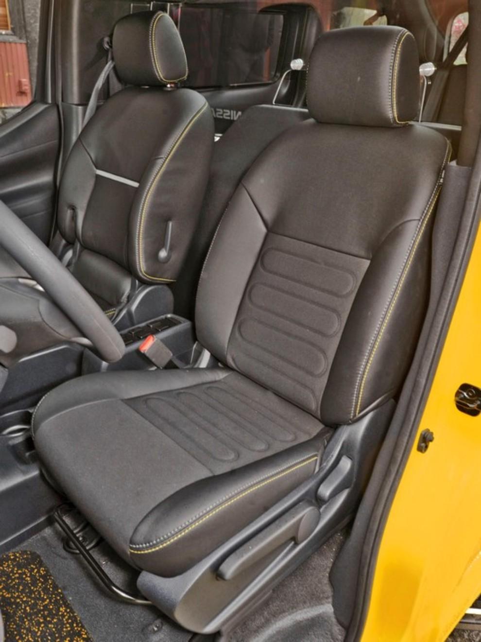 Nissan NV200 è il nuovo taxi di New York - Foto 19 di 28
