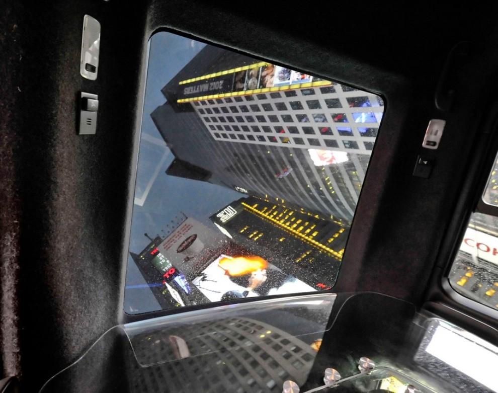 Nissan NV200 è il nuovo taxi di New York - Foto 24 di 28