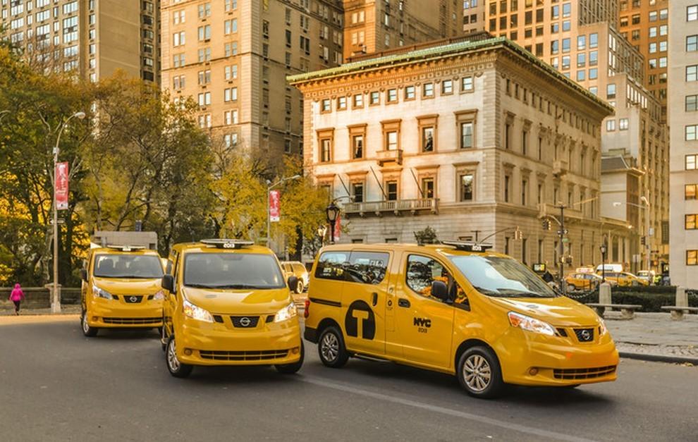 Nissan NV200 è il nuovo taxi di New York - Foto 27 di 28