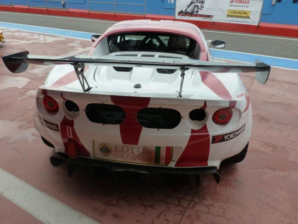 Lotus Elise Cup con Tommy Maino - Foto 5 di 31