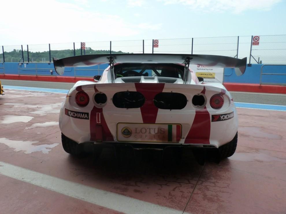 Lotus Elise Cup con Tommy Maino - Foto 6 di 31