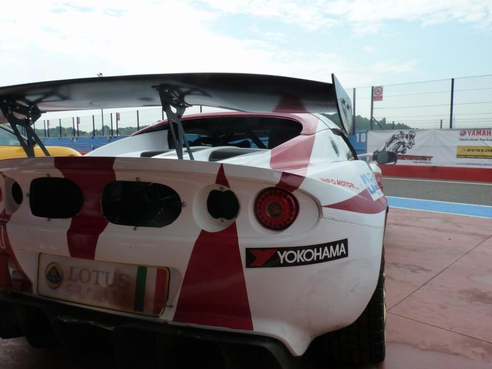 Lotus Elise Cup con Tommy Maino - Foto 8 di 31