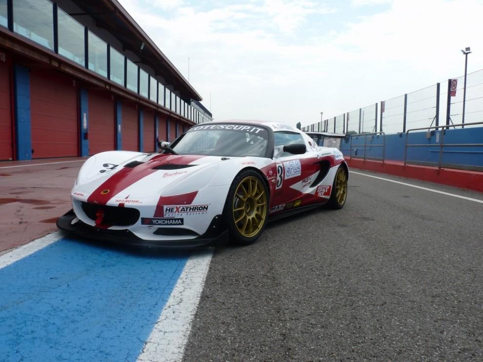 Lotus Elise Cup con Tommy Maino - Foto 15 di 31