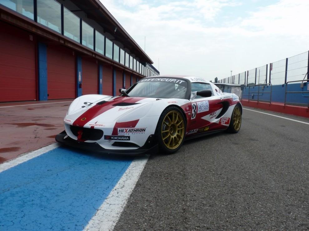 Lotus Elise Cup con Tommy Maino - Foto 16 di 31