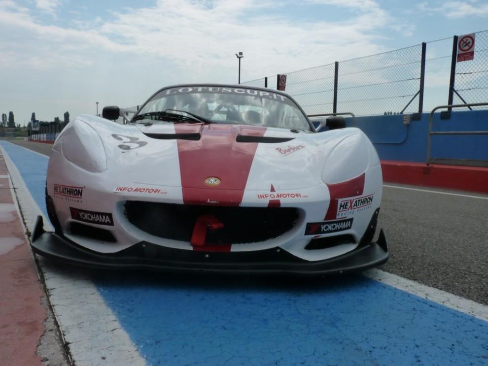 Lotus Elise Cup con Tommy Maino - Foto 17 di 31