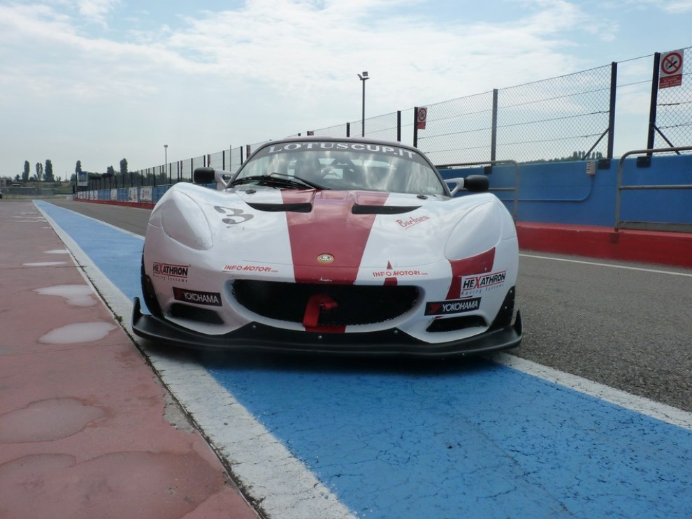 Lotus Elise Cup con Tommy Maino - Foto 18 di 31