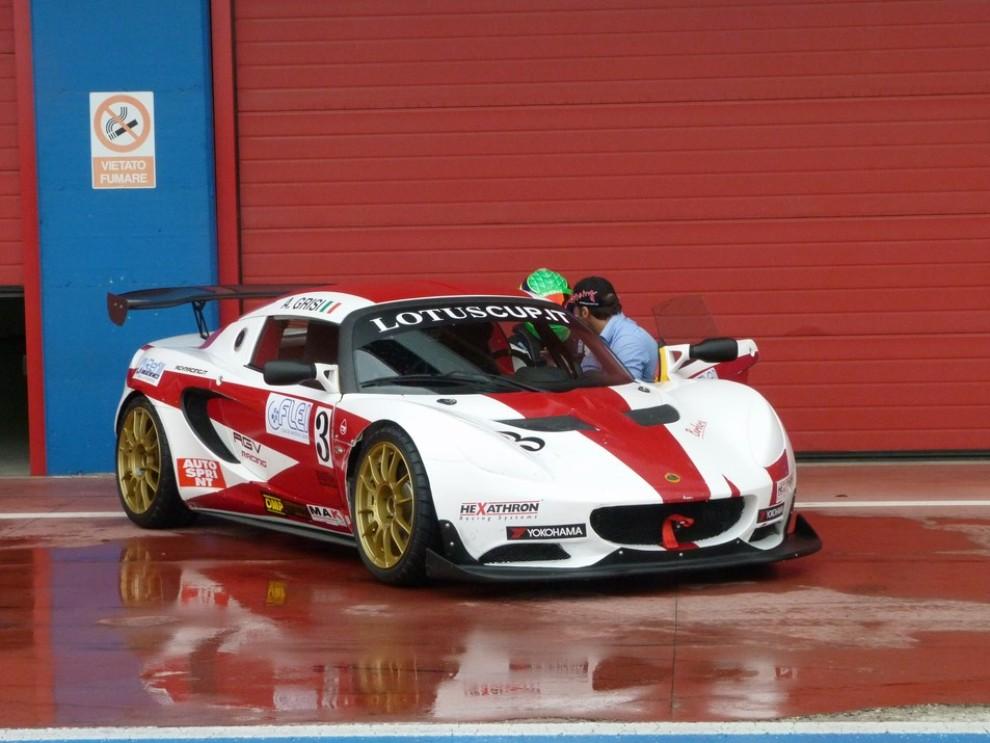 Lotus Elise Cup con Tommy Maino - Foto 11 di 31