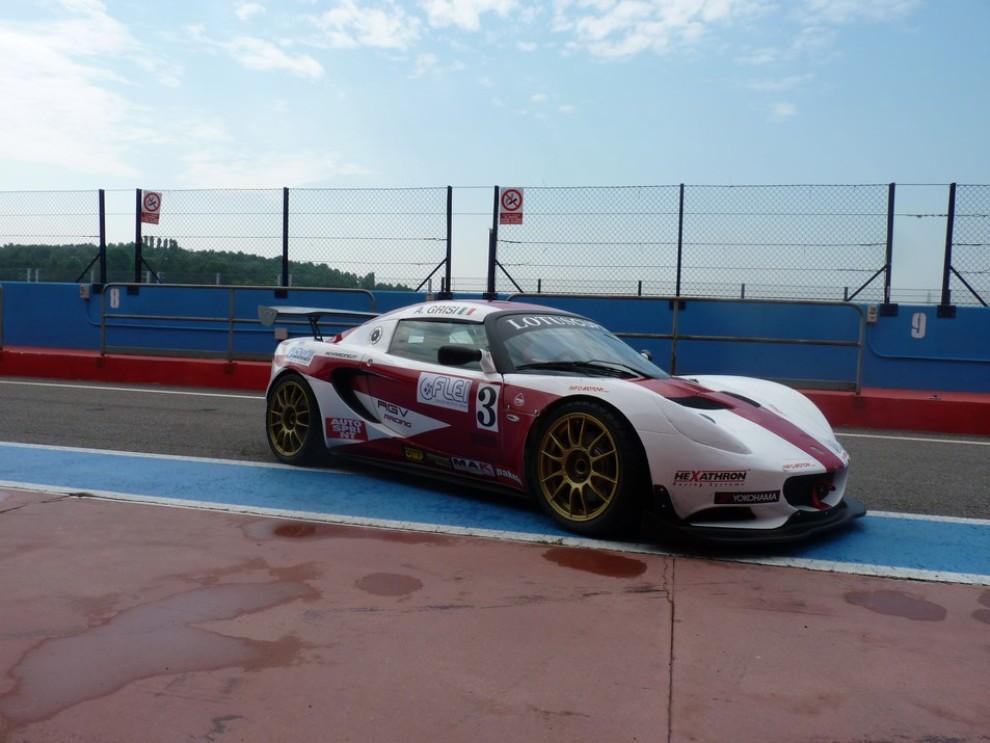 Lotus Elise Cup con Tommy Maino - Foto 21 di 31