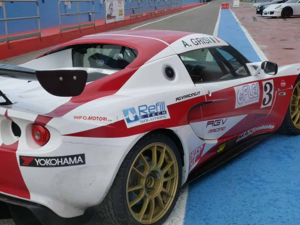 Lotus Elise Cup con Tommy Maino - Foto 24 di 31