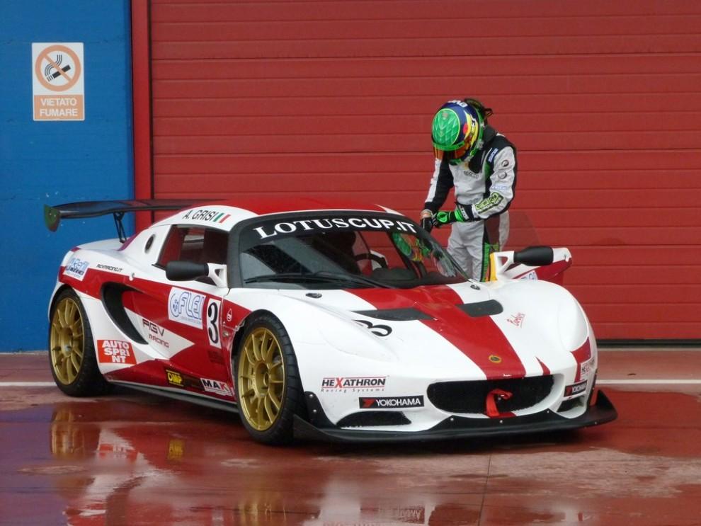 Lotus Elise Cup con Tommy Maino - Foto 20 di 31