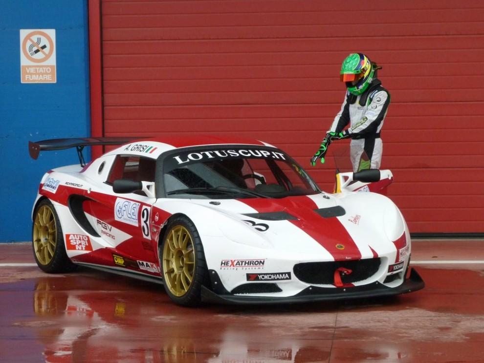 Lotus Elise Cup con Tommy Maino - Foto 26 di 31
