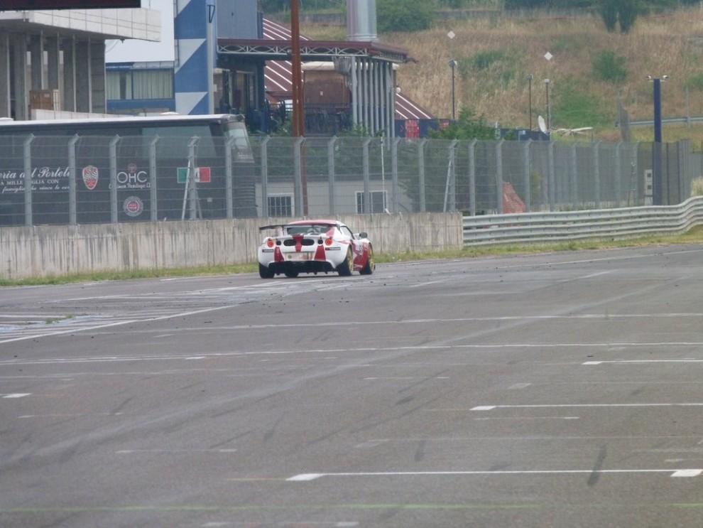 Lotus Elise Cup con Tommy Maino - Foto 27 di 31