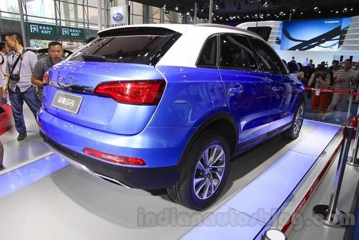 Audi Q3, la copia cinese