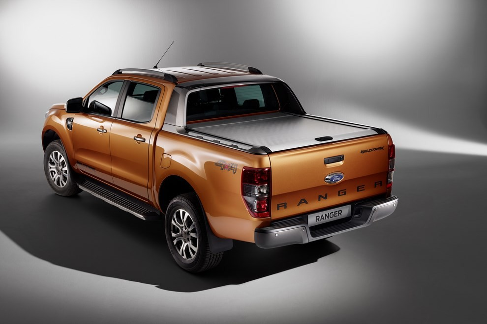 Ford Ranger, il pick-up si rifà il look - Foto 2 di 18